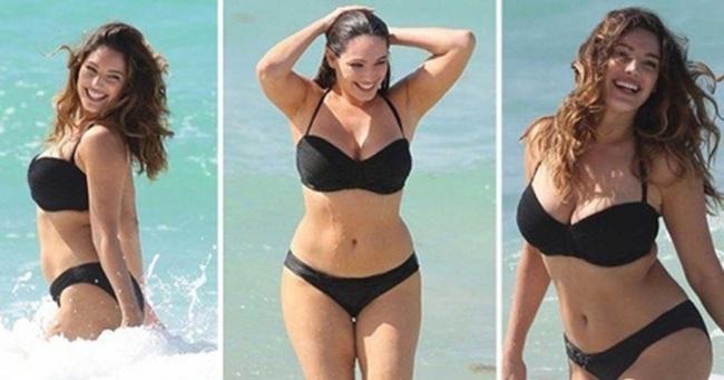 Evo kako treba da izgleda idealna ženska figura.