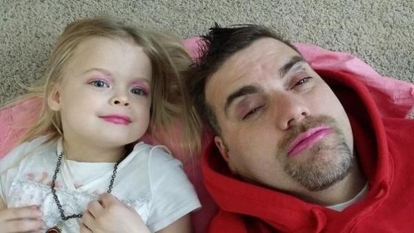 Imam ćerku, zato uvek lepo izgledam.