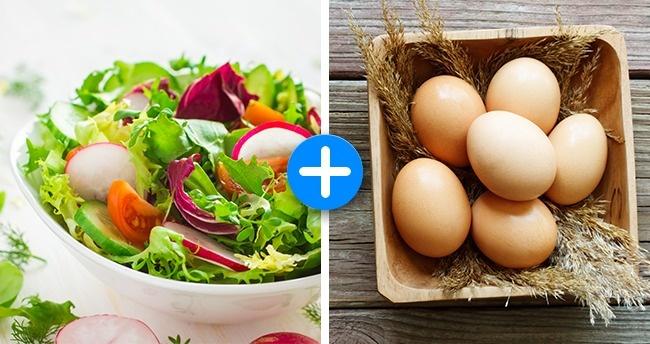8 kombinacija namirnica koje će vam pomoći da smršate
