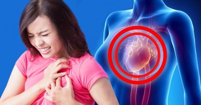 6 simptoma srčanog napada koji se javljaju samo kod žena