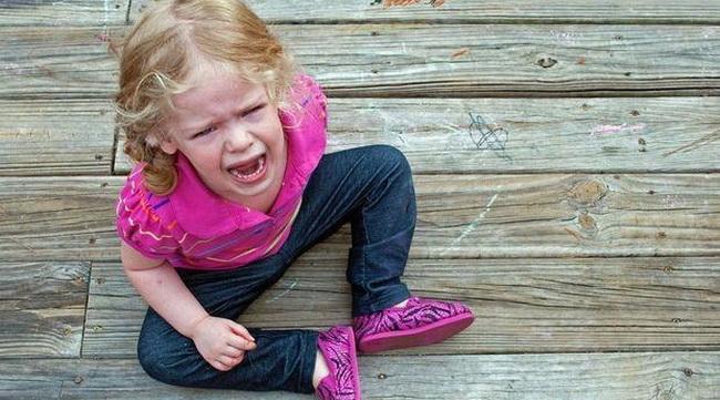 Dečju histeriju je moguće zaustaviti ako postavite samo jedno pitanje