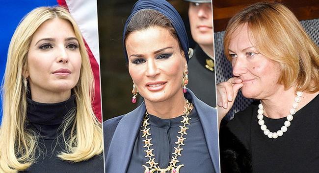 Kako izgledaju 12 najbogatijih žena na svetu i čime se one bave