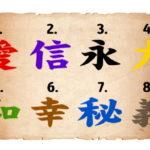 Izaberite simbol i otkrijte šta vam trenutno najviše nedostaje