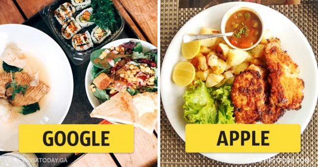 Kakva je kuhinja poznatih svetskih kompanija