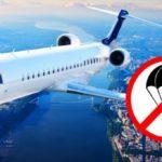 Zašto u avionima ne daju padobrane za slučaj avio-katastrofe