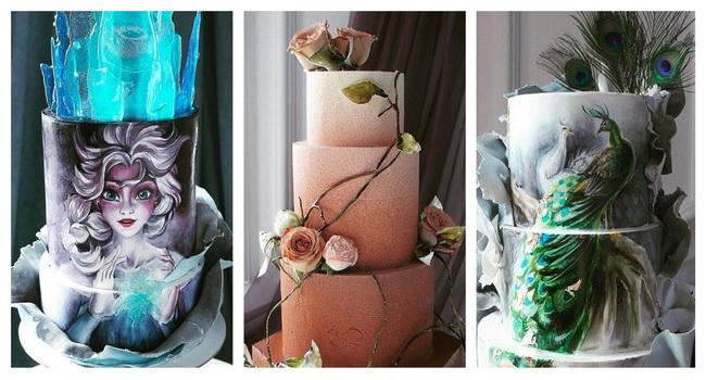 20 torti koje su toliko lepe da bi vam bilo žao da ih pojedete