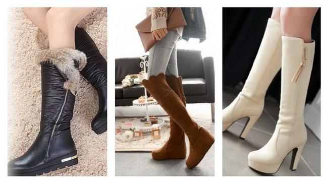 Zimske ženske čizme