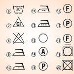 Perite pravilno: objašnjenja znakova na etiketama na odeći.