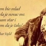 Majstor fenomenalnih aforizama Oskar Vajld