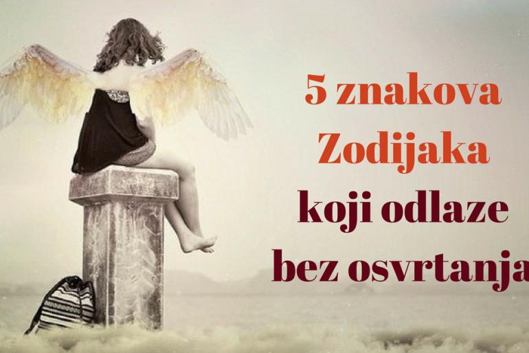 Ovih pet znakova Zodijaka ne plaše se da zauvek odstrane ljude iz svog života