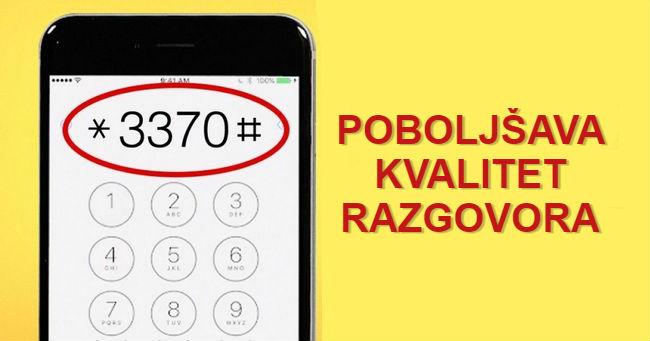 Kompletan spisak tajnih kodova za vaš iPhone