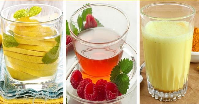 3 napitka za regulisanje hormona, koje žene treba da piju svakog dana