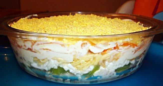 Osvežavajuća prolećna salata
