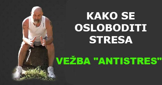 Antistres vežba, koja će vam povratiti vitalnost