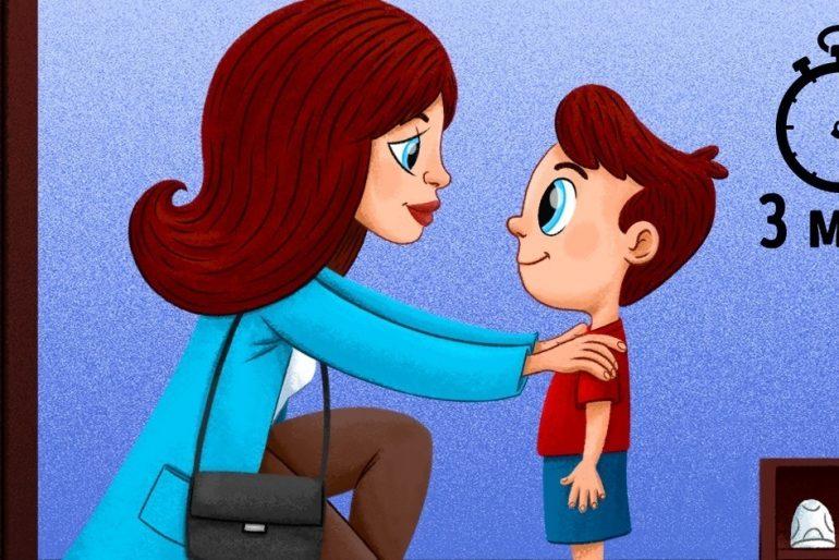 Pravilo 3 minuta: Kako da steknete poverenje deteta