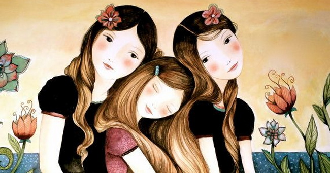 Imati sestre znači nikad u  životu ne biti sam
