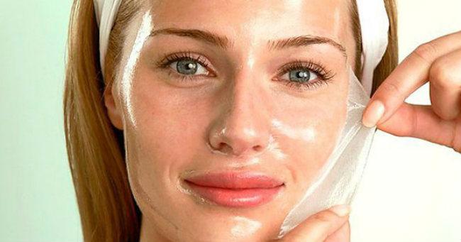 Maska za čistu i svilenkastu kožu lica