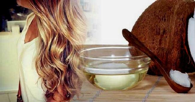 Maska od meda i kokosa za lečenje oštećene kose