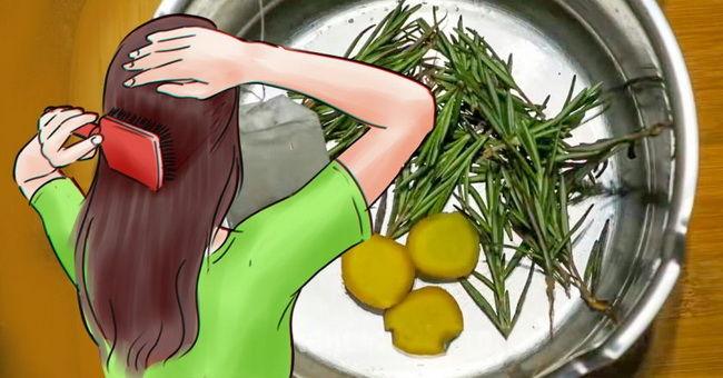 Tonik od ruzmarina za kosu