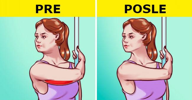 9 vežbi istezanja koje otklanjaju asimetriju tela i ubrzavaju metabolizam