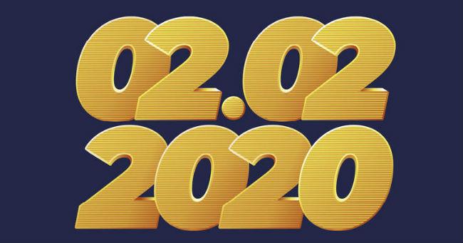 02.02.2020: Nedelja je magičan dan