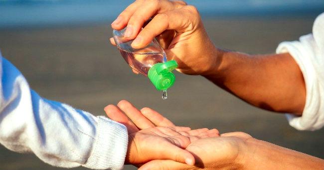 Kako napraviti gel za dezinfekciju ruku