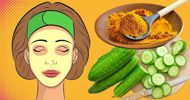 Maska za lice s efektom hidratacije, hlađenja i zatezanja