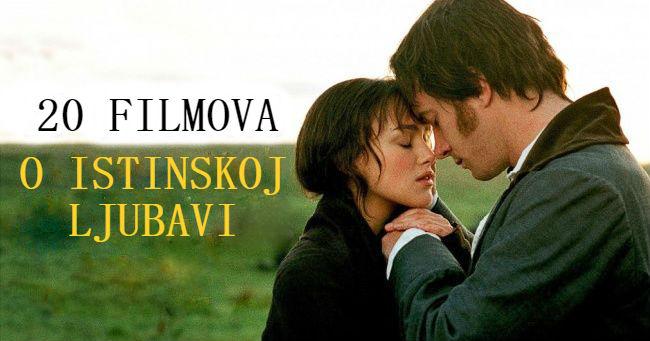 20 divnih ljubavnih filmskih priča
